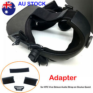 3pcs-3D-Printing-Plastic-Adapter-for-HTC-Vive-Deluxe-Audio-Strap-on-Oculus-Quest