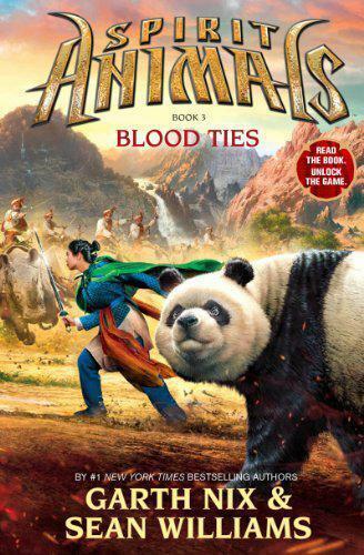 Sangre Lazos (Spirit Animales) Por Williams,Sean,Nix,Garth ,Good Libro Usado (