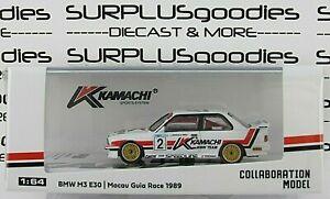 Tarmac-Works-1-64-2019-Hobby64-BMW-M3-E30-Macau-Guia-Race-1989-KAMACHI-Pirro-2