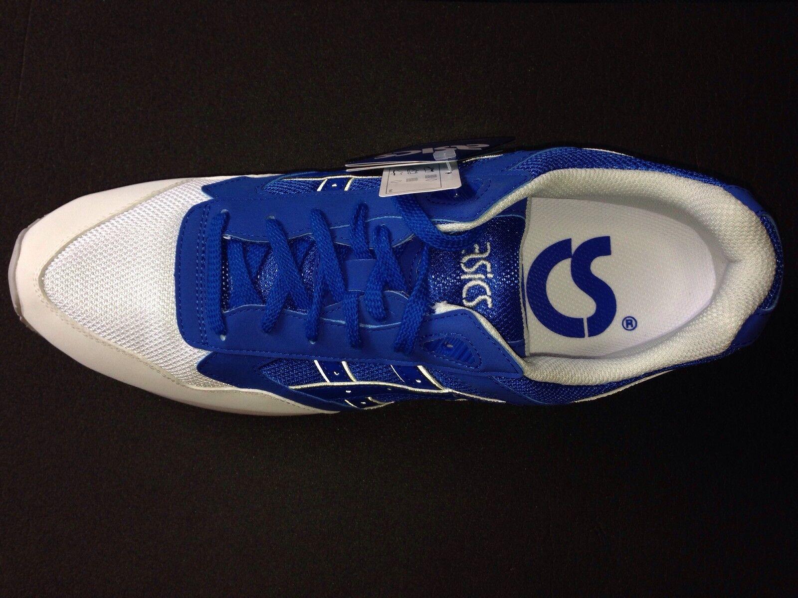 Asics Gel Saga Blau & Weiß limited cw 12 new in box US 12 cw UK 11 EUR 46,5 CM 29,5 11afd5