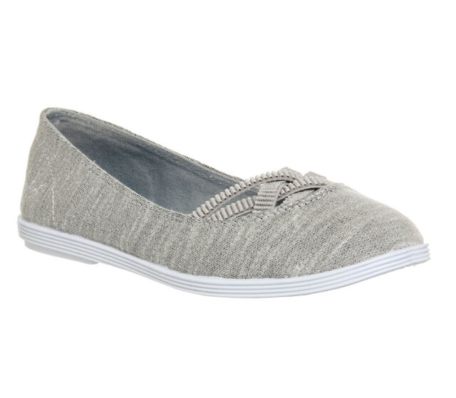 5e4ceb81363 Women s Blowfish Grover Ballet Shoes in Grey From Get The Label UK 5 ...
