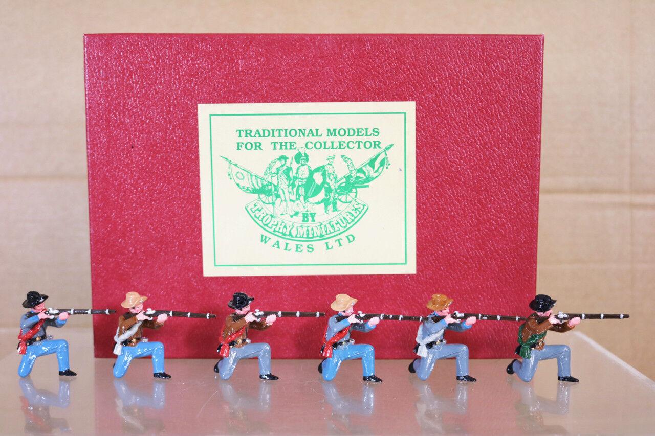 Trophäe Miniaturen ACW31V Amerikanischer Bürgerkrieg Konföderierter Virginia