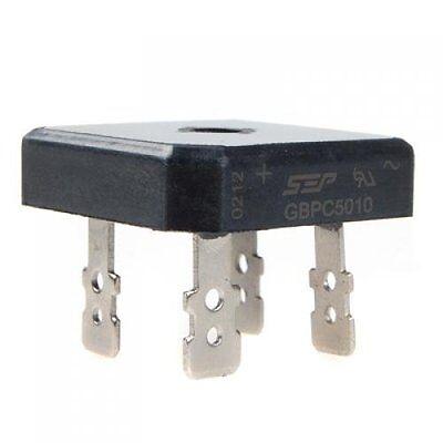 Bridge Rectifier 50A 1000V GBPC5010 AC to DC N3