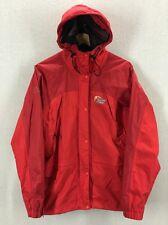 Women's Lowe Alpine Lightweight Triple Point Hooded Rain Jacket Size Medium