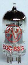 JJ ECC83S / 12AX7 JJ Electronic Preamp tube amp röhre Vorstufenröhre