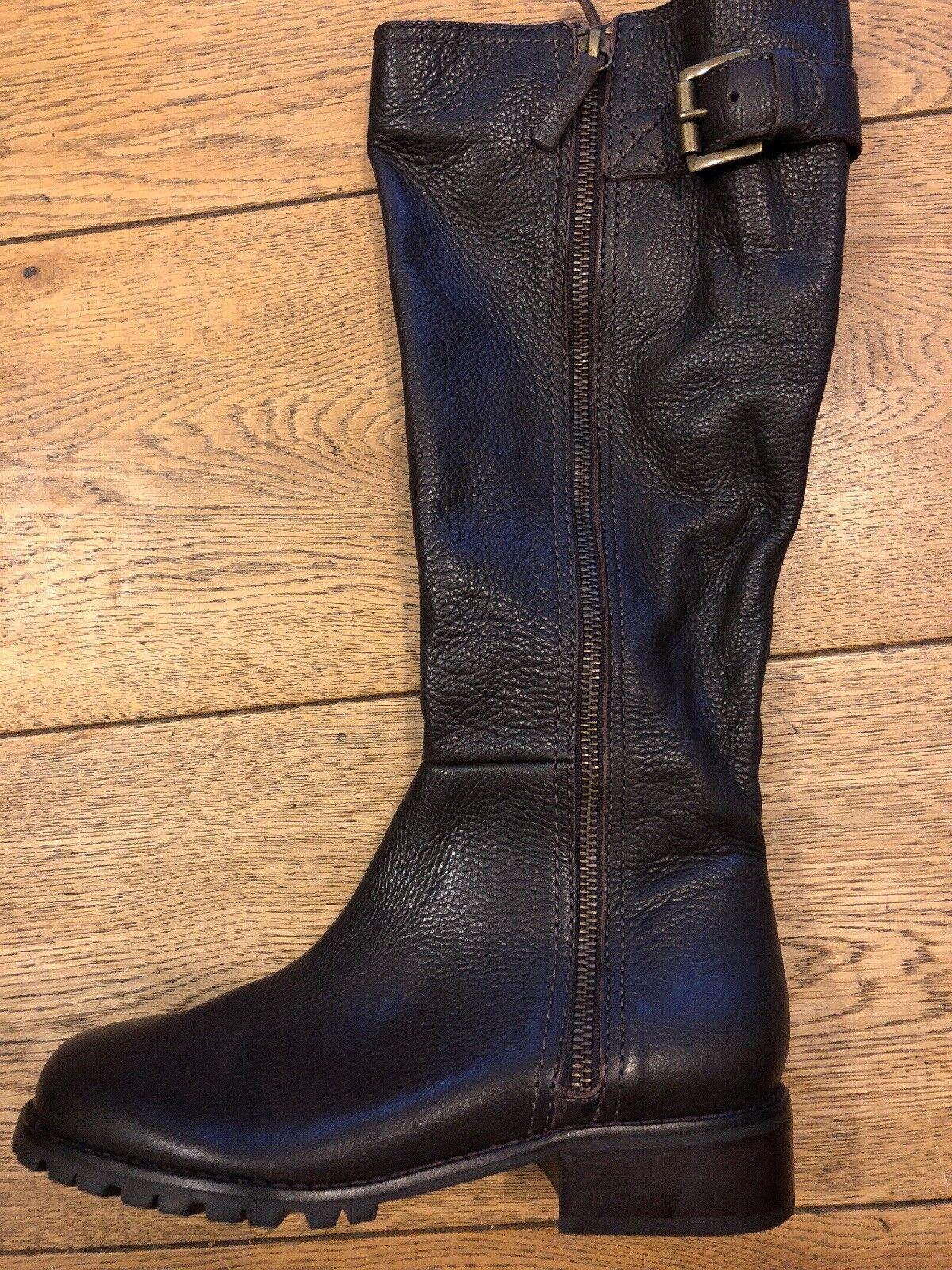 Neuf Belle 36 3 Cuir Boots En Taille Boden Souple 49db7d YwYprq