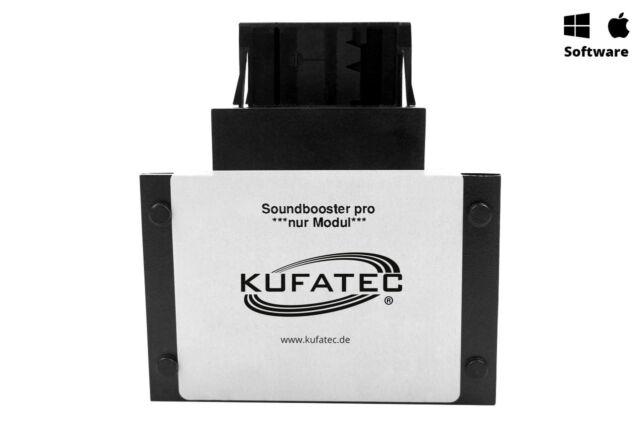 Original Kufatec Sonido Booster pro Active Sonido V6 V8 Módulo (Sólo Módulo
