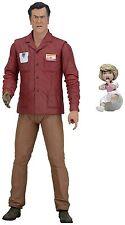 """NECA Ash vs Evil Dead Scale Series 1 Ash Value Stop Action Figure, 7"""""""