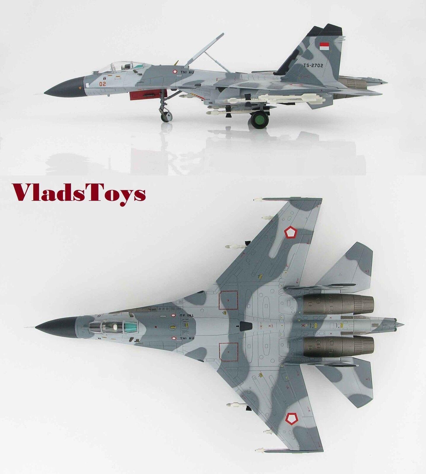 Hobby Master 172 Su-27SK accionariado-B indonesio Figura de Acción 11th Sqn Iswahyudi ab HA6005