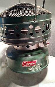 Coleman 3000 5000 Btu Catalytic Heater 1969 Model 513