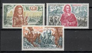 s25056-FRANCE-1970-MNH-History-3v