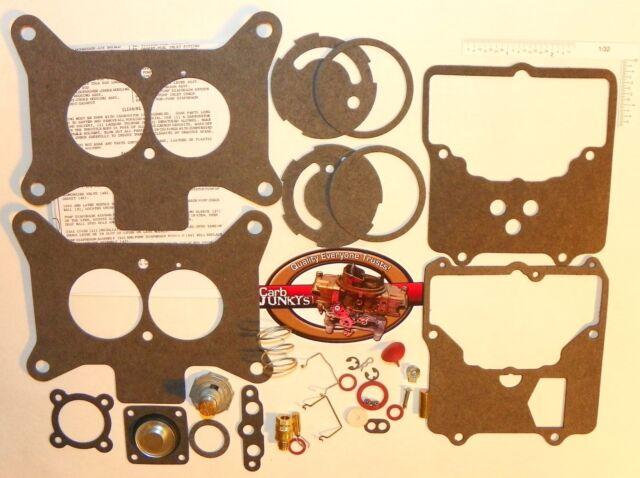 Ford 2100 Autolite 2B Carburetor Repair Kit 1958 - 1975 Motorcraft NEW 15369