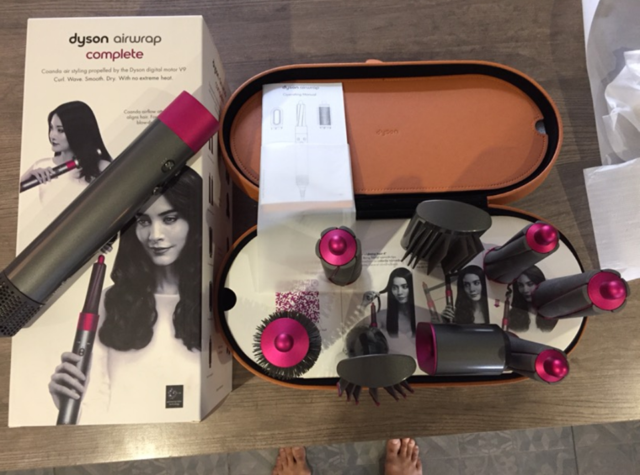 Dyson Airwrap Complete Styler for Multiple Hair Types Free Shipping