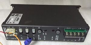 Motorola Power Supply MOSCAD FPN5522A with 3  cables