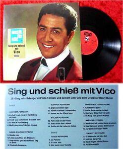 LP Vico Torriani: Sing und schieß mit Vico