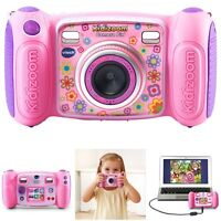 Vtech Kidizoom Camera Pix, Selfie Mode 4 Built In Games 2.0 Mp Kids Camera, Pink