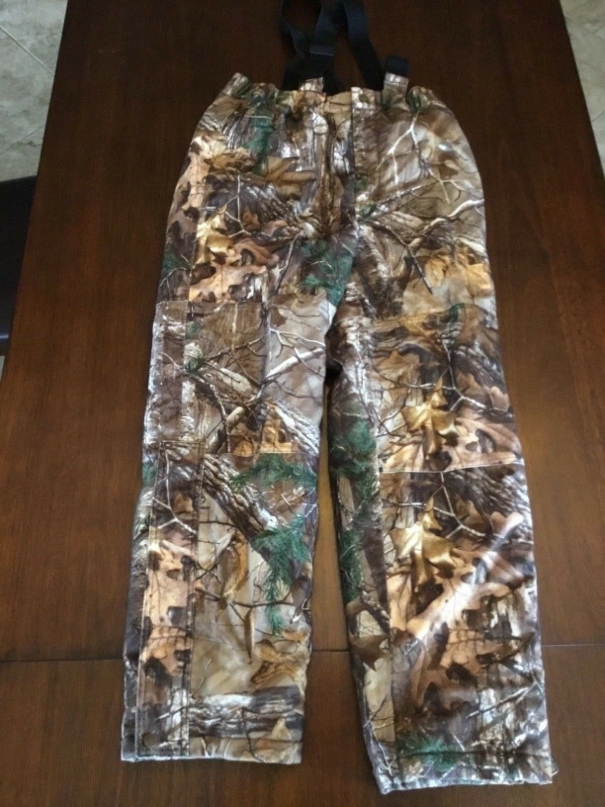 Cabelas Youth Silent  Suede Camo Insulated Pants Dry Plus Realtree Xtra Camo  best quality best price