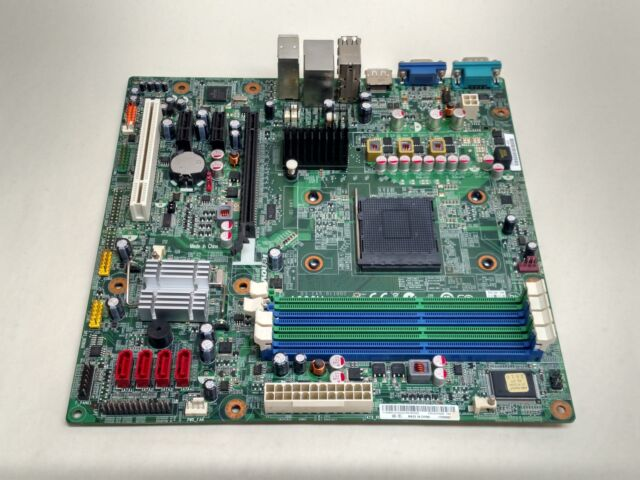 Lenovo ThinkCentre M77 Desktop AMD Motherboard  03T6227 A880M   NO  I//o shield