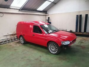 Ford escort van st170 unfinished project
