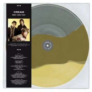 CREAM-LIVE-ON-THE-BBC-1966-67-LP-SPLATTER-VINYL-ERIC-CLAPTON-ITALY-IMPORT