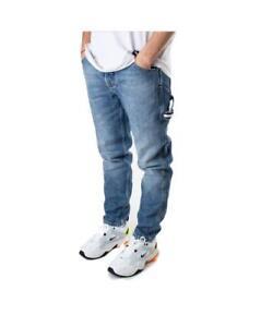 b7bede65f Image is loading Jeans-Tommy-Hilfiger-Denim-DM0MD05801-Man-Blue-Tapered-