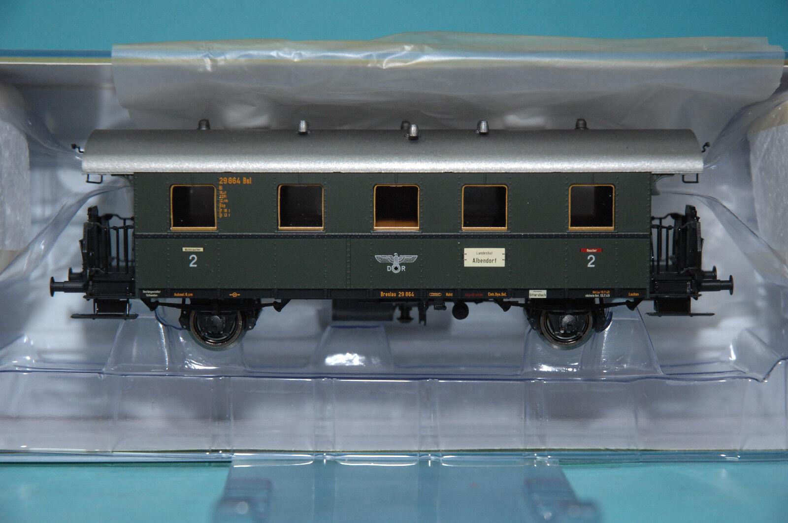 Brawa 45807 Vagones Bi 24 2. Klasse DRG Ep.ii Nuevo