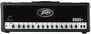 Peavey-6505-Plus-Electric-Guitar-Amplifier-120-Watt-Speaker-Amp-Head-3-Band-EQ