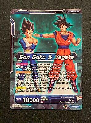 Energy Eruption BT7-025 C Dragonball Super Son Goku and Vegeta SSB Vegito