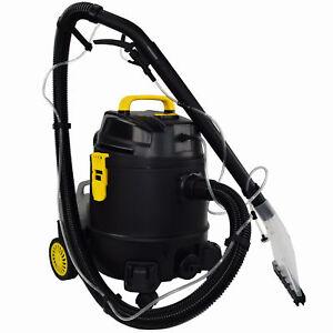 Waschsauger-Spruehsauger-Teppichreiniger-Shampoonierer-Extraktionsgeraet