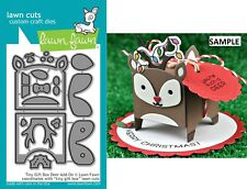 Lawn Fawn TINY GIFT BOX CAT ADD-ON Lawn Cuts Die Set LF1976 NEW 2019 IN STOCK!