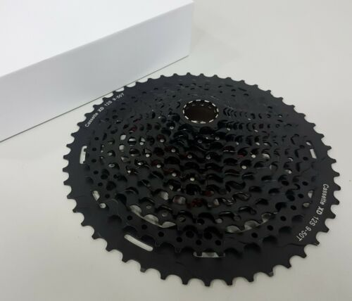 For SRAM XD Black Sunshine 12-Speed Conventional MTB Cassette 9-50T