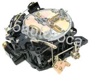 marine carburetor rochester quadrajet replace 17083522 electric rh ebay com Rochester Marine Carburetor Adjustments OMC Marine Carburetors