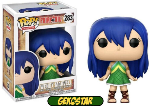 Wendy Marvell-Fairy Tail Funko Pop Vinyl