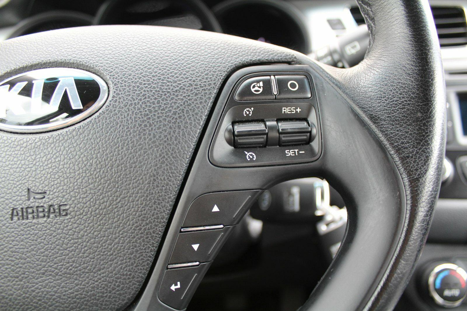 Kia Ceed 1,4 CVVT Family+ SW - billede 8