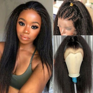 Yali-Kinky-Straight-Indian-Human-Hair-Wigs-100-Real-Lace-Front-Wig-Hairline-C90