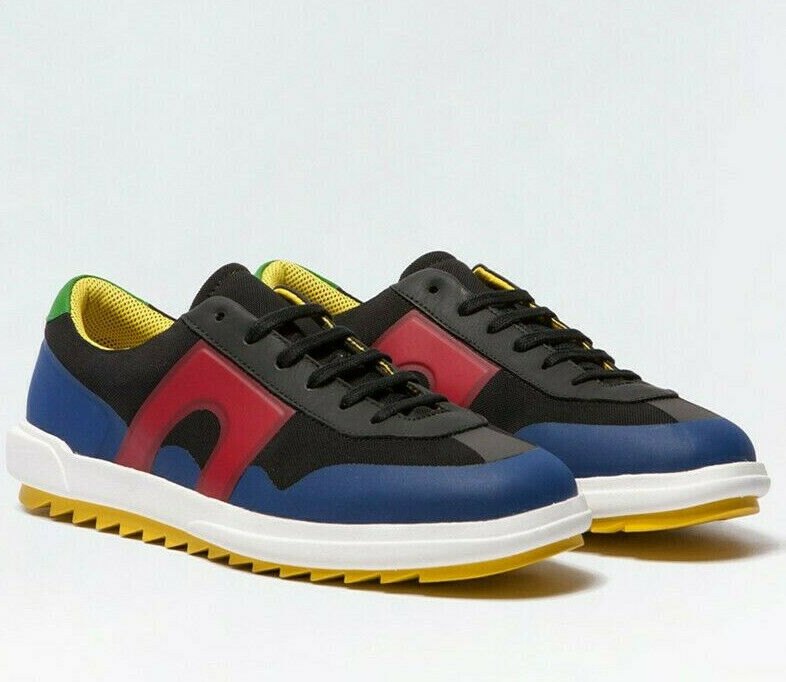 Mens Camper Marges Multi-color Fashion Sneakers NEW