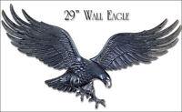 Whitehall Wall Eagle 29 Black Wall Art Ships Free & Fast Great Wall Art
