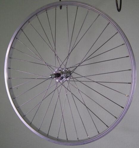 26 pulgadas rueda trasera alu-plata 559-21 para 5//6//7// schraubkranz especializados 8