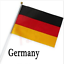 National-Flags-Hand-Waving-Country-Banner-Flag-USA-Germany-France-Handheld-Flags miniature 3