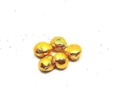 10 1 Gram Bags 10 Grams .999 Fine 24k Gold Shot - Grimm Metals