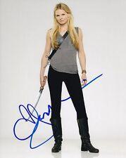 JENNIFER MORRISON Signed Autographed ONCE UPON A TIME EMMA SWAN Photo