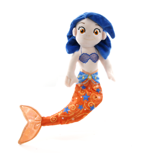 "NEW OFFICIAL 17"" MERMAID SOFT PLUSH TOYS"