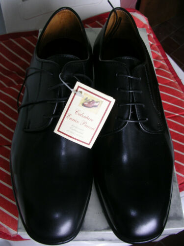 Chaussure In Made et Enrico 41 Gloss Tg Classique Black Dance Italy Piaceri rWdCBoex