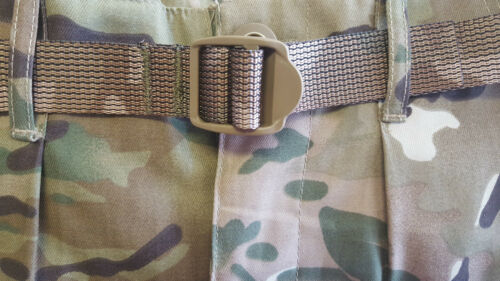 Kids and Juniors Military Army Action Belt All Sizes Easy Fasten Adjustment