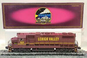 Mth Tren 20 2530 3 Lehigh Valley Cab 323 O Escala Motor Diesel