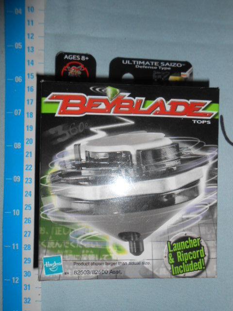 Beyblade revolution hasbro motor getriebe metall driger turbo klingen letzte saizo