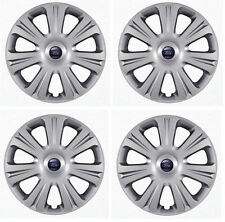 4x NEW GENUINE FORD TOURNEO CONNECT 2013 ON WHEEL TRIM / HUB CAP COVER 16 Inch