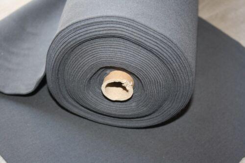 Ribete gris oscuro liso 70 cm Stick manguera