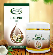 Rivana 100% Pure Natural COCONUT OIL for Face Body Hair Age Cosmetic Cream 55ml