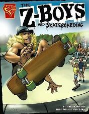 The Z-Boys and Skateboarding (Inventions and Discovery)-ExLibrary